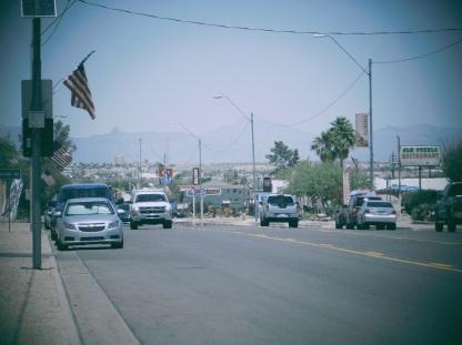 A view down Main Street